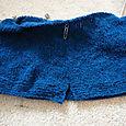 Spongy Sweater -- finished! - Mission Accomplished
