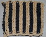 Corrugated-rib
