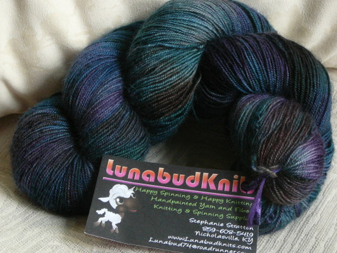 LunabudKnits sock