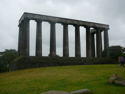 National Monument - Edinburgh