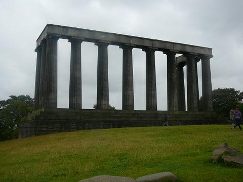 National Monument - Edinburgh