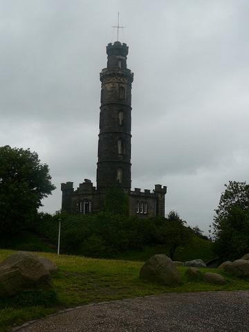 Nelson Monument - Calton Hill - Edinburgh