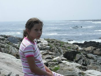 C at Pemaquid point