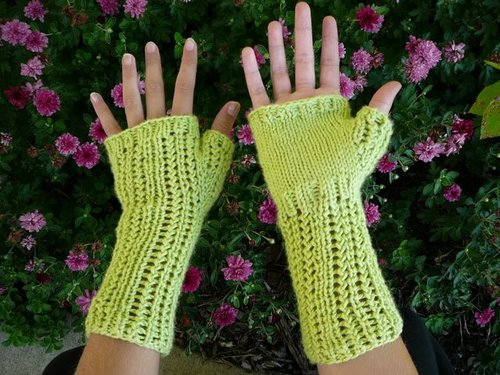 J's Lacy Mitts