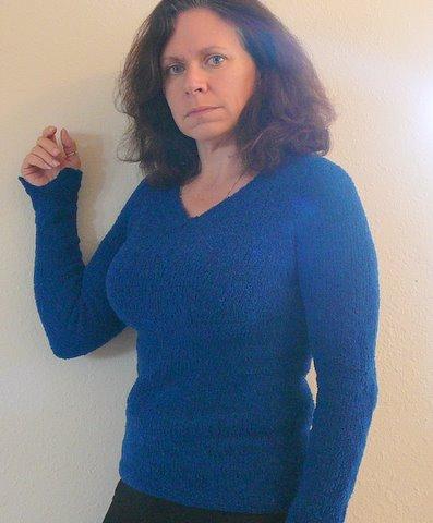 Spongy Sweater