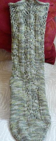 Illinois Prairie Corn Socks