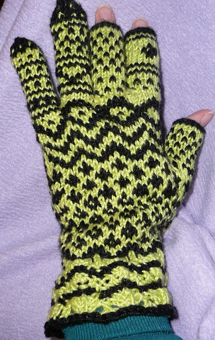 Tipless Mitts for iPhone users